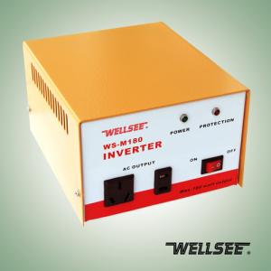 WELLSEE WS-M180 Solar voltage inverter