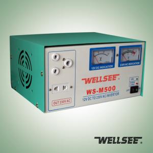 WELLSEE WS-M500 Solar voltage inverter