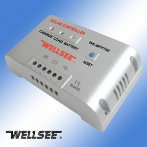 WELLSEE WS-MPPT60 50A 12/24V solar battery charge controller