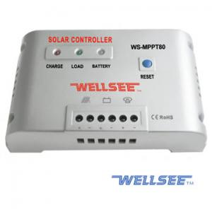 WS-MPPT80 80A wellsee mppt solar charge controller