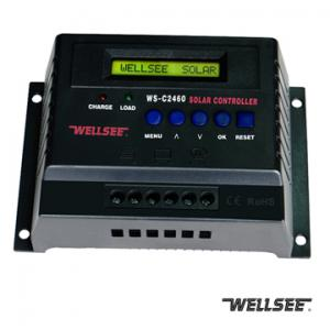 WELLSEE WS-C2460 50A 12/24V PWM Charge Controller
