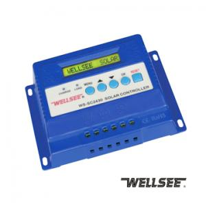 Wellsee WS-SC2430 20A three -stage solar charge and discharge controller