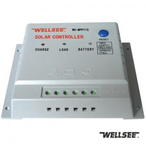 WELLSEE WS-MPPT15 15A 12/24V battery charger controller