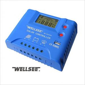 WS-SC2440U  wellsee solar three stage charge and discharge controller